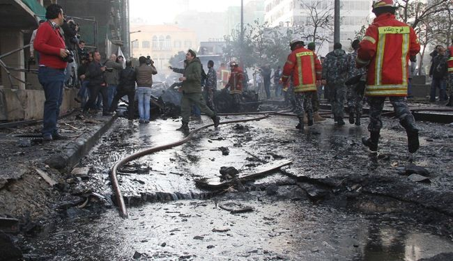 Al-Qaeda's offshoot in Syria claims Beirut attack