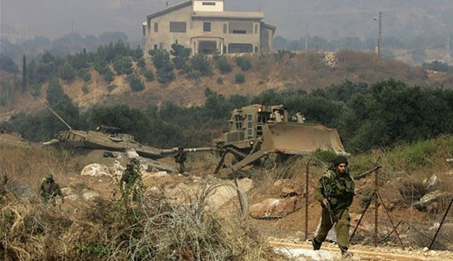 Israeli forces cross technical fence in south Lebanon