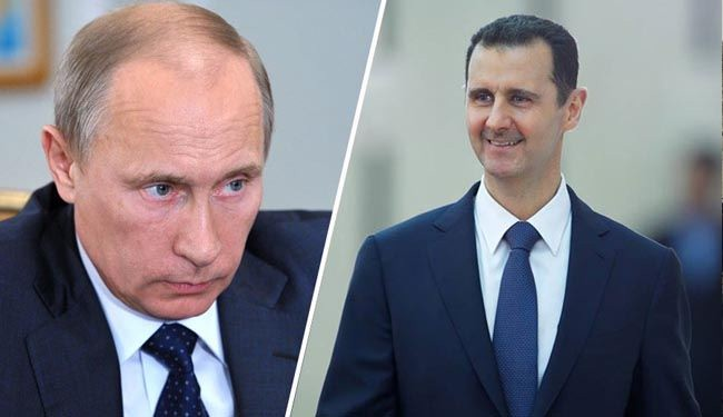 Moscow still standing by Assad: Russia tells US