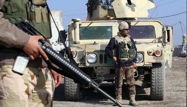Iraqi tribesmen, police retake areas of Ramadi