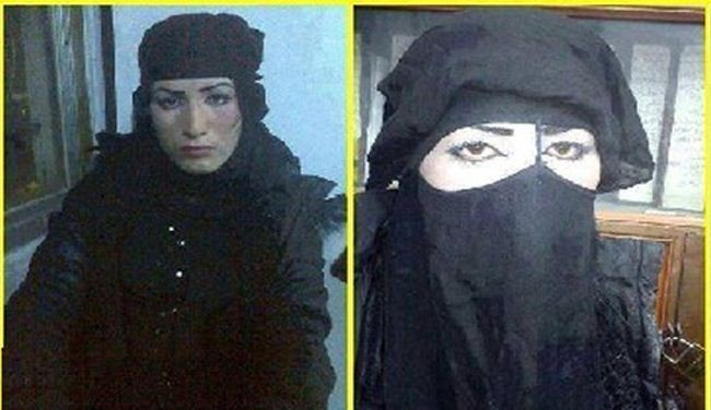 Nusra terrorist caught fleeing disguised as woman