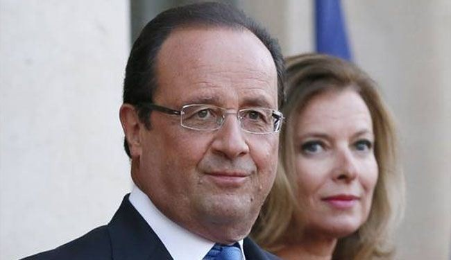 Hollande's security chief in hot water over 'love nest' checks