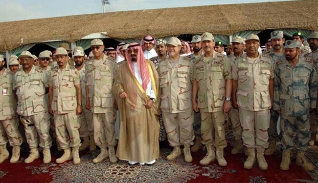 Saud Arabia to send troops to fight Yemeni Houthis