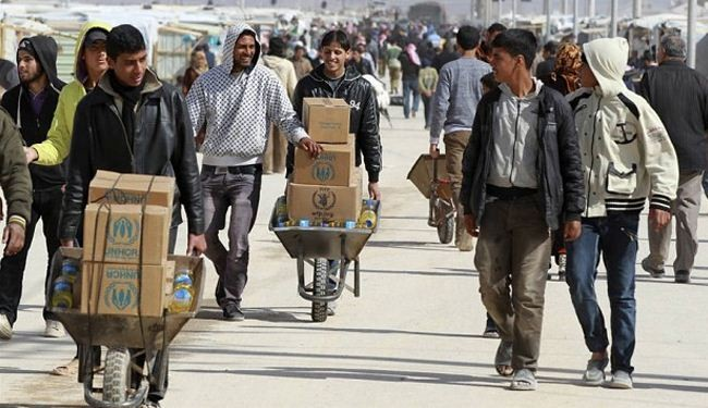 Charities pledge $400mn in Syria relief campaign