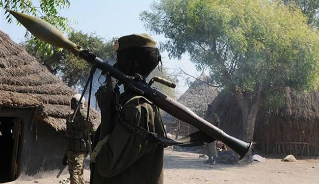 South Sudan civilians 'tied and shot' in civil war