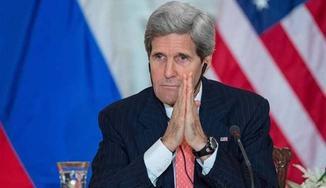 Syria's Assad not ready to go yet: Kerry