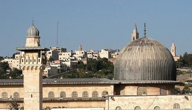 Israel claims intent to replace al-Aqsa mosque