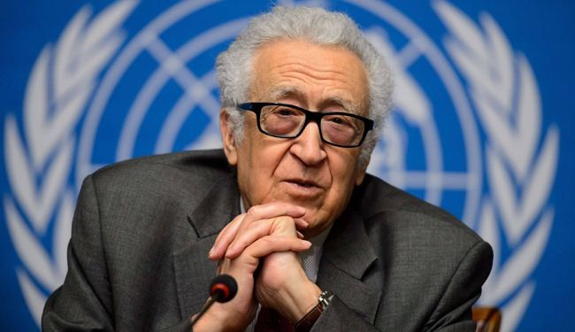 Syria talks to continue despite deadlock: Brahimi