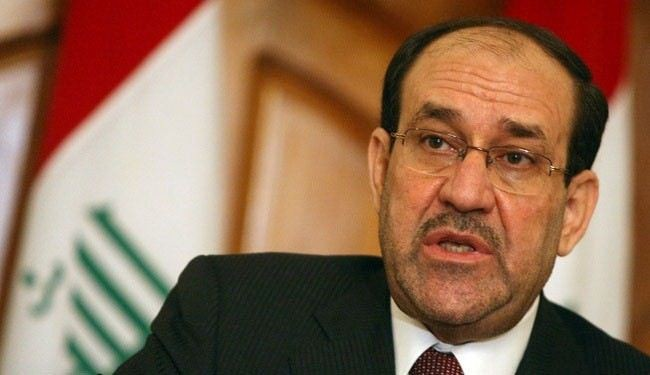 Iraq's violence originates from Saudi Arabia: Maliki