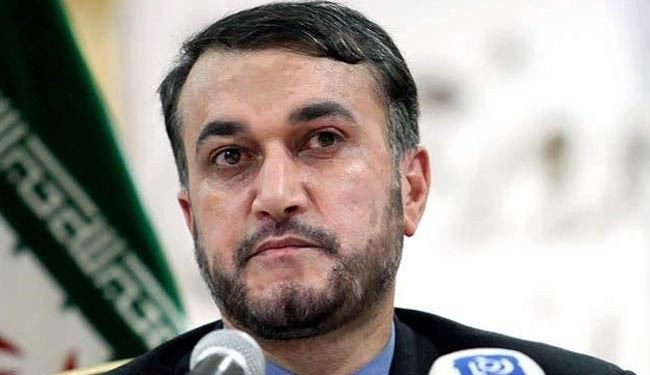 Iran raps US for arming Syria terrorists