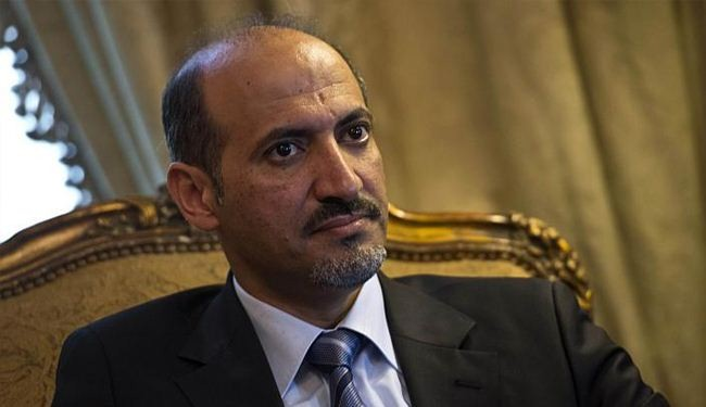 Syria opposition chief due in Moscow for more talks