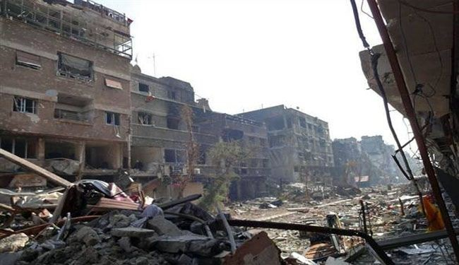 Hundreds evacuated from Syria's Yarmouk
