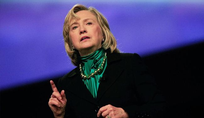 Clinton: New Iran sanctions break US unity front