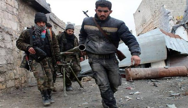 Infightings in Syria leave 2,300 militants dead in January