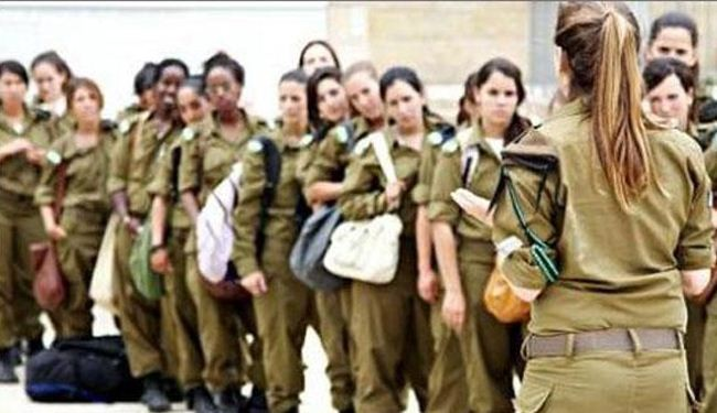 1 in 8 Israeli female forces sexually abused in 2013