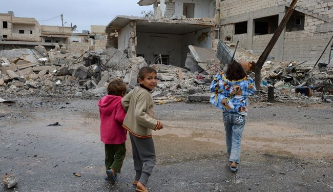 UN report censures rising child abuse cases by terrorist groups in Syria