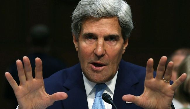 Assad improved his position: Kerry admits
