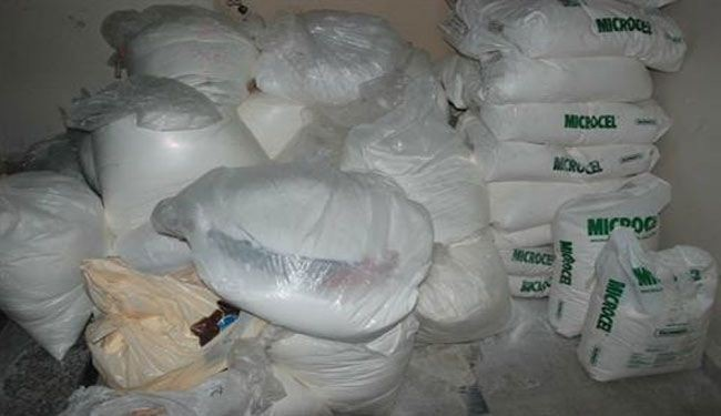 Big Lebanon drug bust finds 5 mn Captagon pills