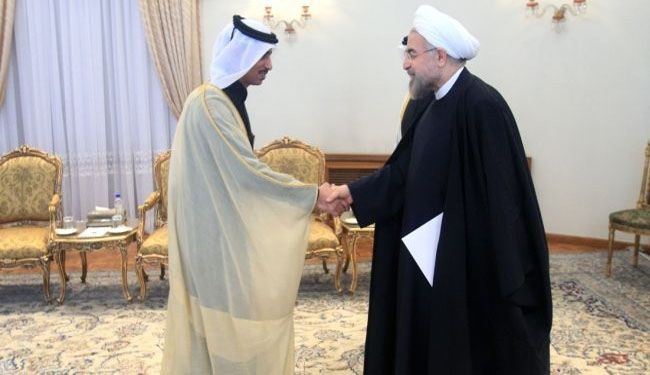 Rouhani says wise policies uphold regional interests