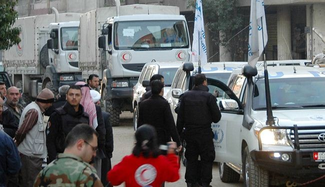 400 evacuated from Syria's Homs despite militants threat