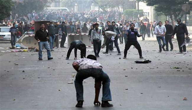 In leak conversation Egypt's Morsi says protests