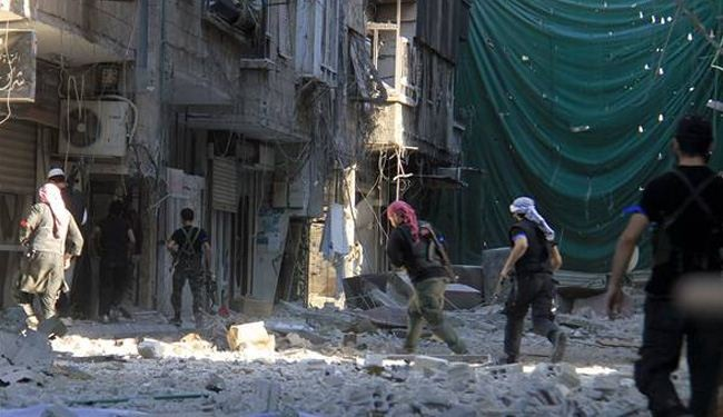 Palestinians in Yarmouk gain ground against Syria militants