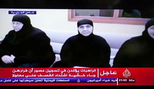 Efforts to free abducted Syrian nuns deadlocked