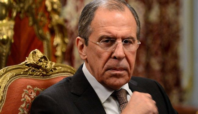 Lavrov asks West to stop biased accusations against Syria