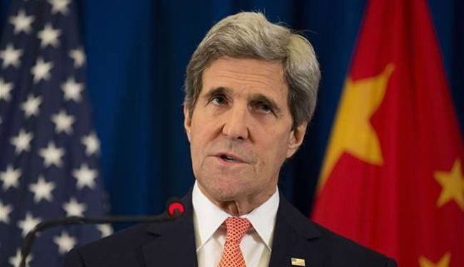 Obama calls for rethinking Syria options: Kerry