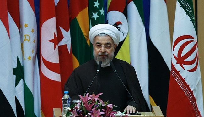 Iran calls on Muslim countries to unite to counter threats