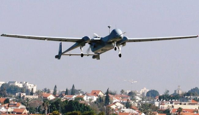 Israeli drone mysteriously crashes on Lebanon border