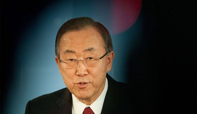 UN Chief: Geneva talks best way to end Syria war