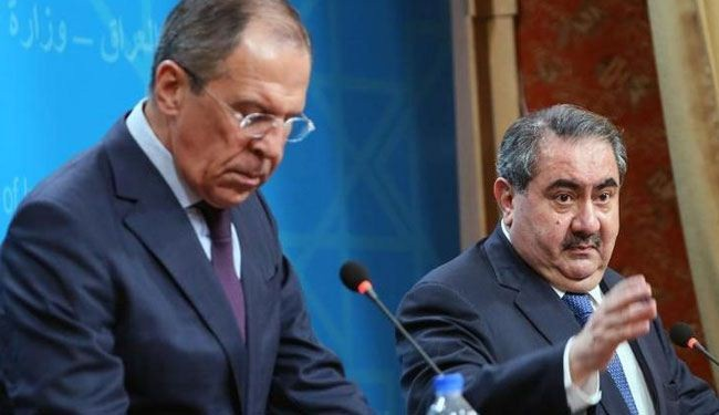Russia vows speedy Iraq arms delivery in terror fight