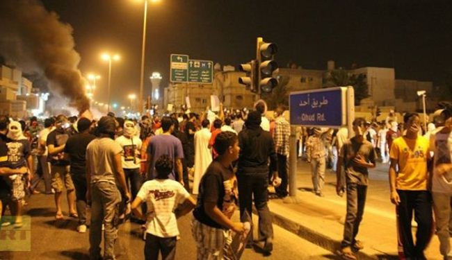 Saudi troops attack anti-regime protest in Qatif