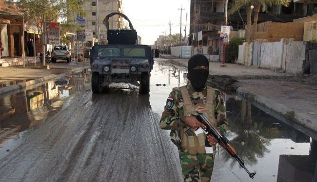 Iraqi forces retake northern town from militants