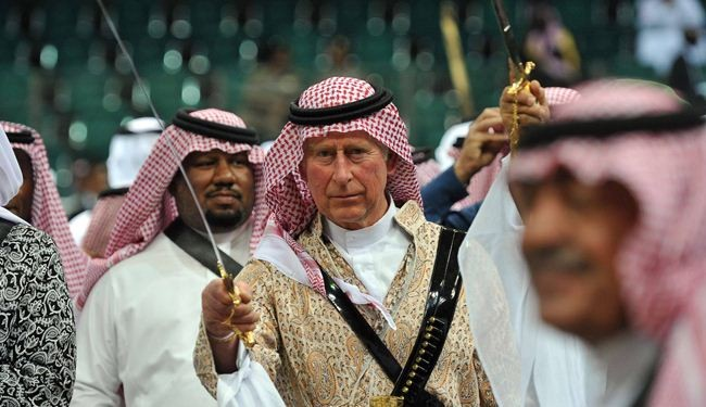 What Prince Charles had to do with secret arms deal with Riyadh?