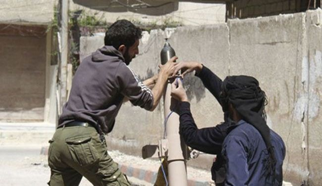 Five Syrians killed, 13 injured by militant mortar fire