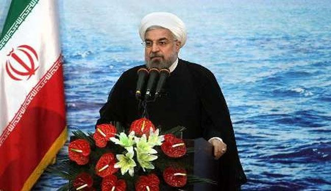 Rouhani: Iran will never abandon red lines