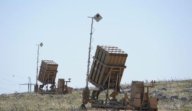 Israel claims 2 rockets launched into Golan Heights