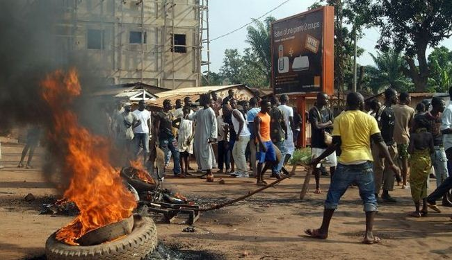 Christian mobs besiege Muslims in Central African Republic