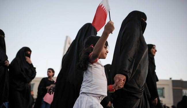 Bahrainis want Saudi forces out of their country