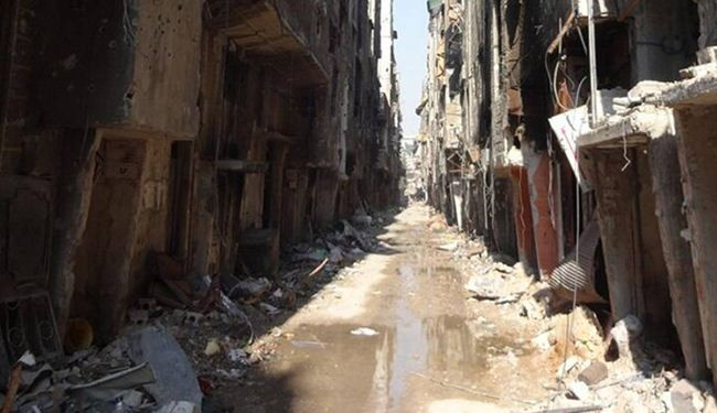 Al-Qaeda's al-Nusra reoccupies refugee camp in Damascus