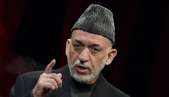 Karzai: Afghans died in a war that was for US not us