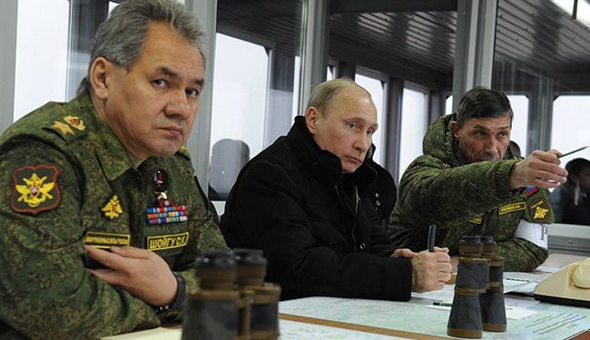 Putin orders Russian troops return home from surprise war games