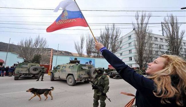 Crimea region of Ukraine declares itself part of Russia