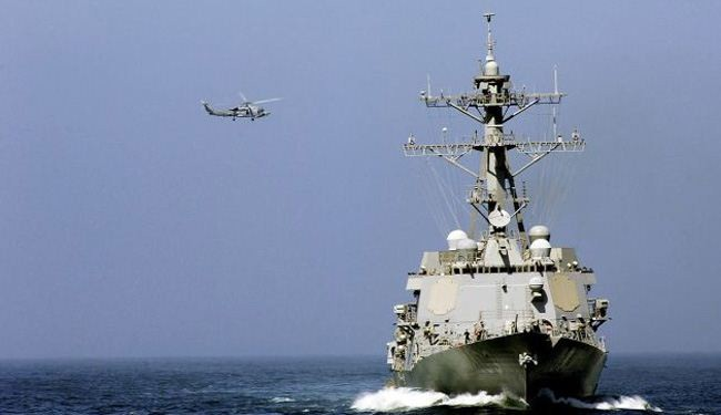 US fighter jets, warship arrive near Ukraine