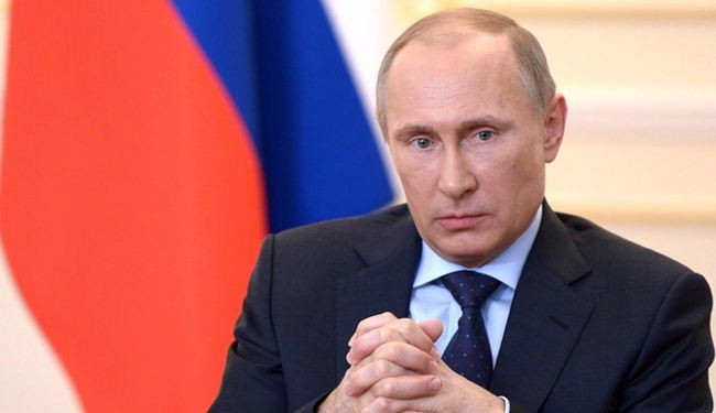 Syria hails Putin's 'peace-loving' political approach