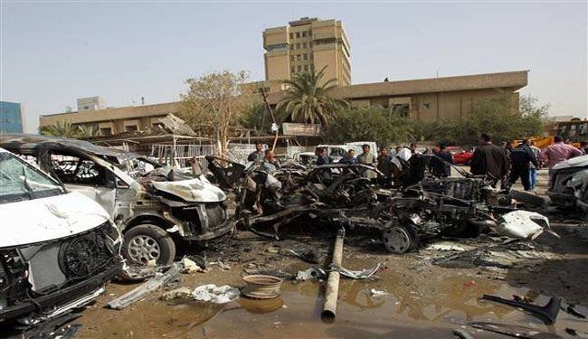 Bombings, shootings kill 13 in Iraq