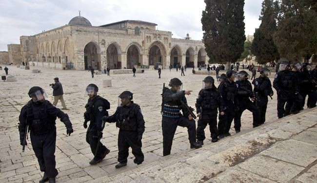 Sinister Zionist plan to occupy al-Aqsa Mosque
