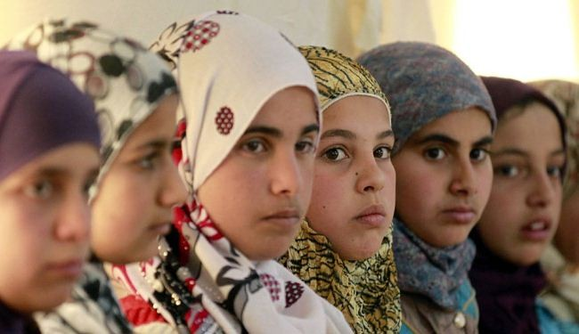 Wealthy Saudis sexually abuse young Syrian girls: Report